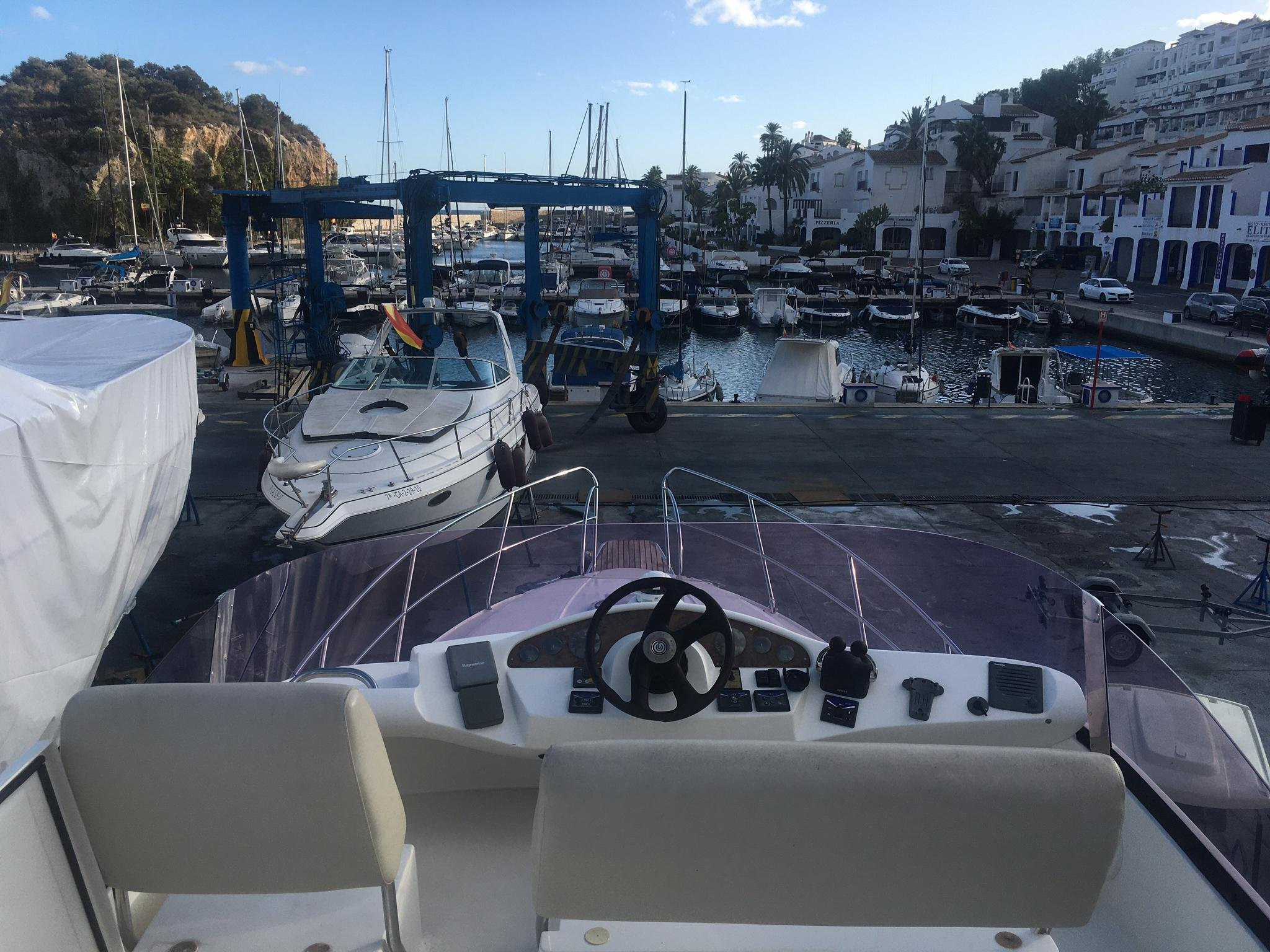 GALEON 330 FLY 4D